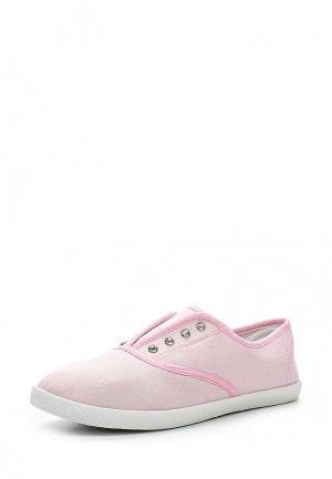 Кеды Coura. Цвет: розовый