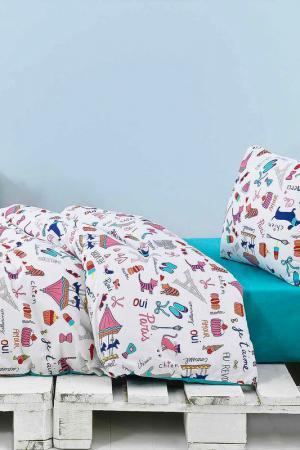 Комплект постельного белья Marie claire. Цвет: мультицвет