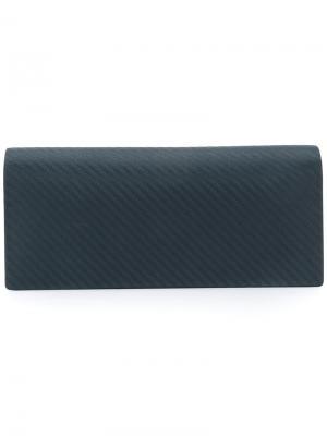 Foldover wallet Dunhill. Цвет: синий
