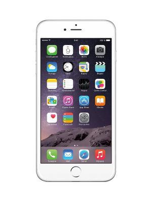 Смартфон iPhone 6 Plus, 64Gb Silver Apple. Цвет: серебристый