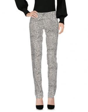 Повседневные брюки BASICON. Цвет: слоновая кость