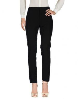 Повседневные брюки MASSIMO REBECCHI. Цвет: черный