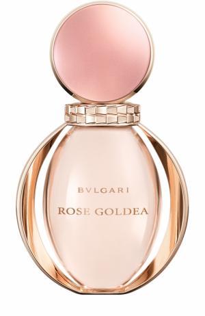 Парфюмерная вода Rose Goldea BVLGARI. Цвет: бесцветный