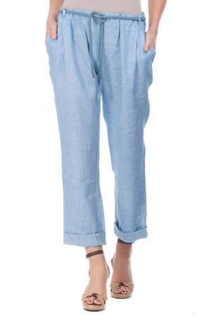 Pants LAURA MORETTI. Цвет: blue