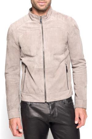 Куртка Giorgio. Цвет: розовый