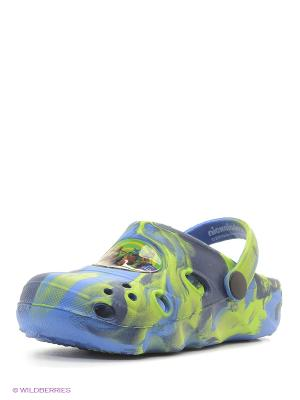 Сабо Ninja Turtles. Цвет: синий, зеленый