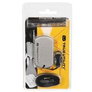 Нож  Frame Work Grey True Utility. Цвет: серый