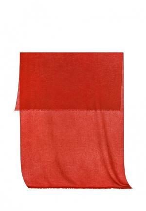 Палантин Michel Katana. Цвет: красный