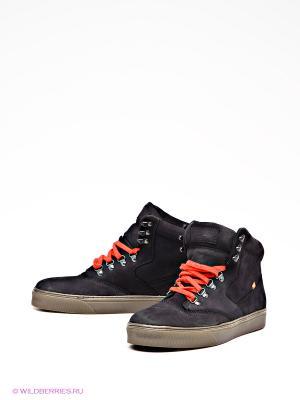 Ботинки Bustagrip. Цвет: черный