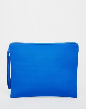 Echo Пляжная сумка-клатч из неопрена. Цвет: primary blue