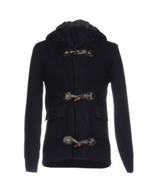 Куртка CASHMERE COMPANY. Цвет: темно-синий