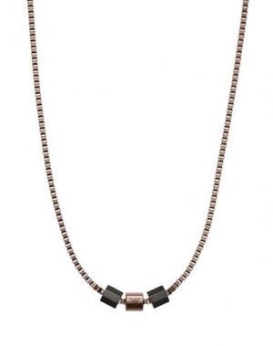 Ожерелье EMPORIO ARMANI. Цвет: бронзовый