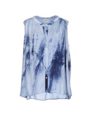 Pубашка BELAIR. Цвет: небесно-голубой