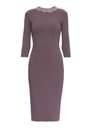 Платье A.Karina. Цвет: фиолетовый