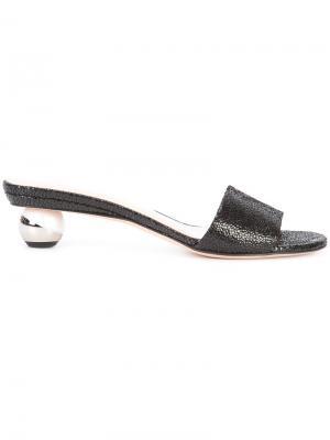 Slip-on sandals Alchimia Di Ballin. Цвет: чёрный