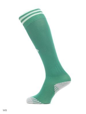 Гольфы муж. ADISOCK 12  TW-GRE/WHT Adidas. Цвет: зеленый, серый