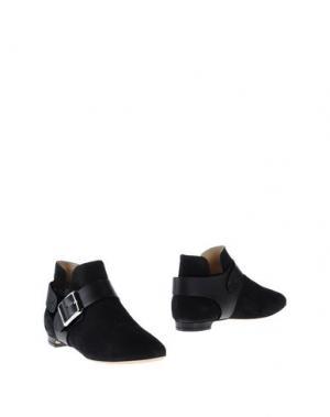 Ботинки CHRISSIE MORRIS. Цвет: черный