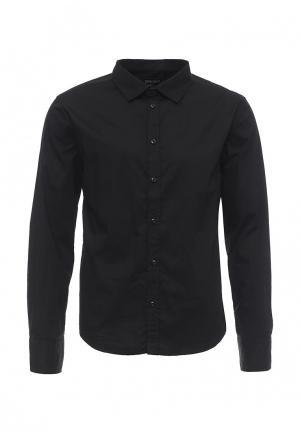 Рубашка Deblasio. Цвет: черный