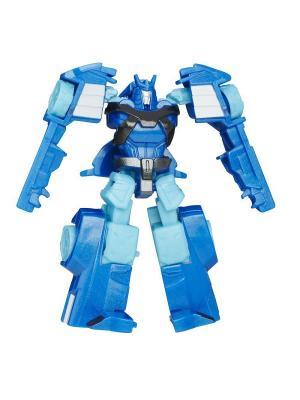 Трансформеры: роботы под прикрытием: Легион Hasbro. Цвет: синий, прозрачный, красный