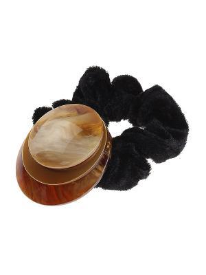 Резинка Gusachi. Цвет: черный, коричневый
