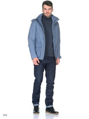 Куртка Tenson. Цвет: серо-голубой