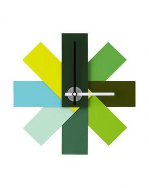 Настенные часы NORMANN COPENHAGEN. Цвет: зеленый