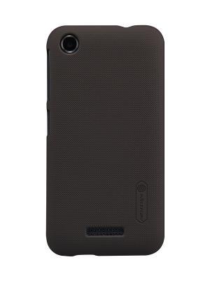 HTC Desire 320 Nillkin Super frosted shield. Цвет: черный