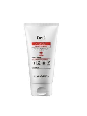 Очищающая пенка для проблемной кожи A-Clear, 150 мл. Dr.G. Цвет: белый