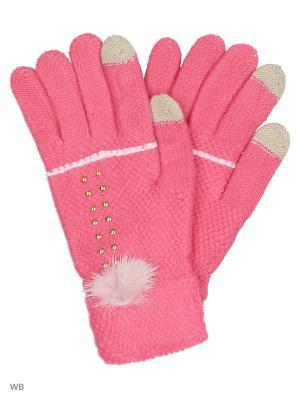 Сенсорные перчатки Punta. Цвет: малиновый
