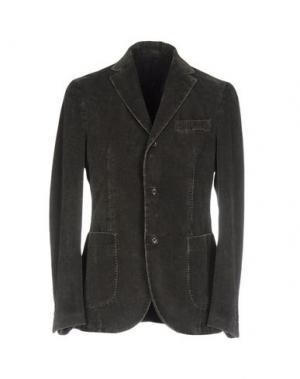 Пиджак MONTEDORO. Цвет: стальной серый