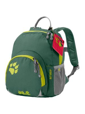Рюкзак BUTTERCUP Jack Wolfskin. Цвет: светло-зеленый