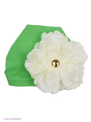 Бандана Jane Flo. Цвет: зеленый