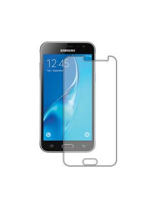 Защитное стекло для Samsung J3 IQ Format. Цвет: прозрачный