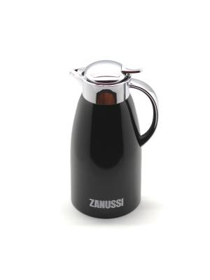 Кувшин-термос 2,0 л Zanussi. Цвет: черный