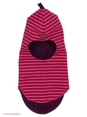 Капор Kivat. Цвет: малиновый, розовый, темно-фиолетовый