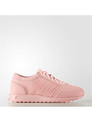 Кроссовки дет. спорт. LOS ANGELES C Adidas. Цвет: розовый