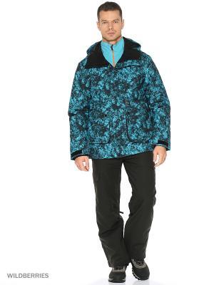 Куртка O'Neill. Цвет: синий, красный