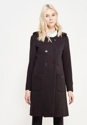 Пальто Camomilla Italia. Цвет: черный