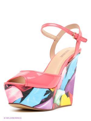 Босоножки MILANA. Цвет: розовый, голубой, зеленый, фиолетовый