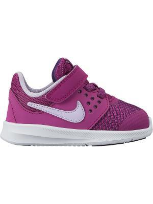 Кроссовки DOWNSHIFTER 7 (TDV) Nike. Цвет: фиолетовый