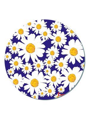 Доска круглая Gift'n'Home. Цвет: синий, белый, желтый, оранжевый