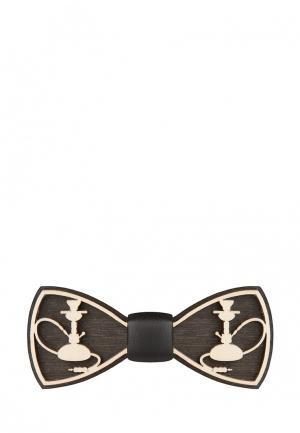 Бабочка Blackbow. Цвет: коричневый