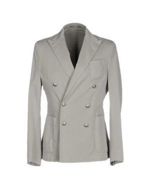 Пиджак PAOLONI. Цвет: светло-серый