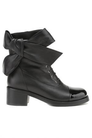 Ботинки Zumita. Цвет: черный