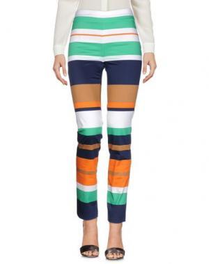 Повседневные брюки G.SEL. Цвет: зеленый