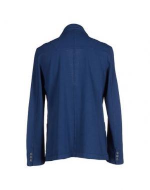 Пиджак WOOL & CO. Цвет: синий