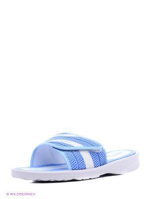 Пантолеты BRIS. Цвет: голубой