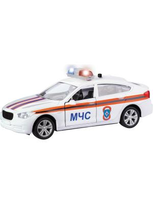 Машина BAVARIA GRAN TURISMO МЧС AUTOTIME. Цвет: белый