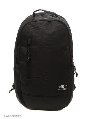 Рюкзак TREKKER M BKPK DC Shoes. Цвет: черный, белый, темно-серый