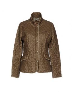 Куртка MABRUN. Цвет: какао
